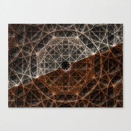 Our Webbed Cognition Canvas Print