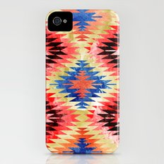 Painted Navajo Suns iPhone (4, 4s) Slim Case