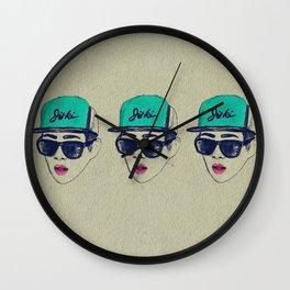 Mr. Lee Jinki Wall Clock