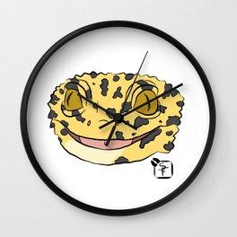 Leopard Gecko Wall Clock
