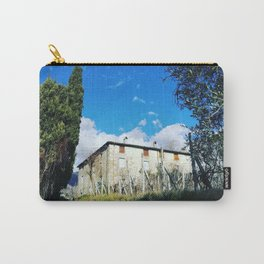 Just An Ordinary Sunny Day In Tuscany Carry-All Pouch