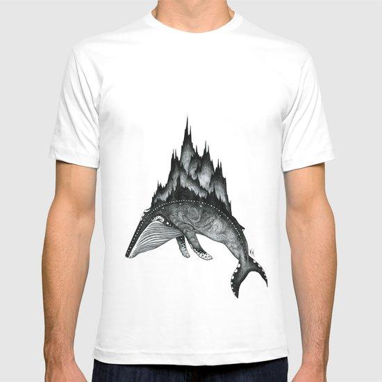 The Traveller B+W T-shirt