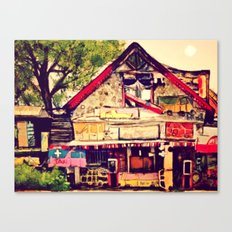 Detroit Heidelberg Project Canvas Print