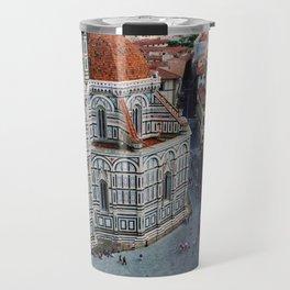 Florence Cathedral Travel Mug