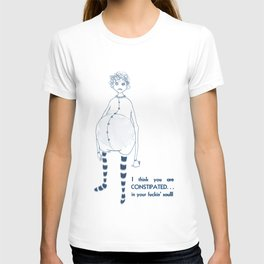 Constipated Soul T-shirt