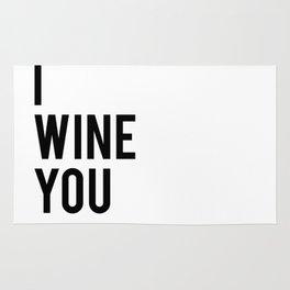 I wine you Rug