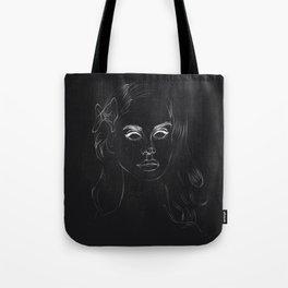Negative Lana Tote Bag