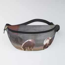 Down at the farm Fanny Pack