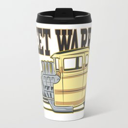 Street Warriors II Travel Mug