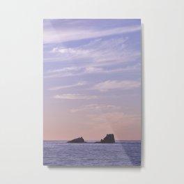 Ocean Rock No. 2 Metal Print