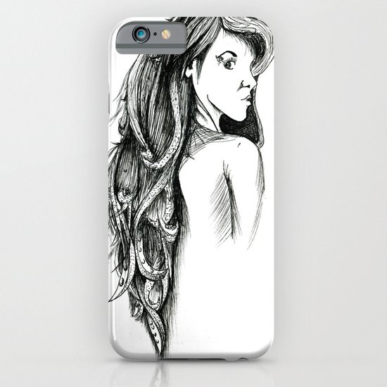 Hair iPhone & iPod Case