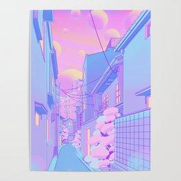 Osaka Morning Poster