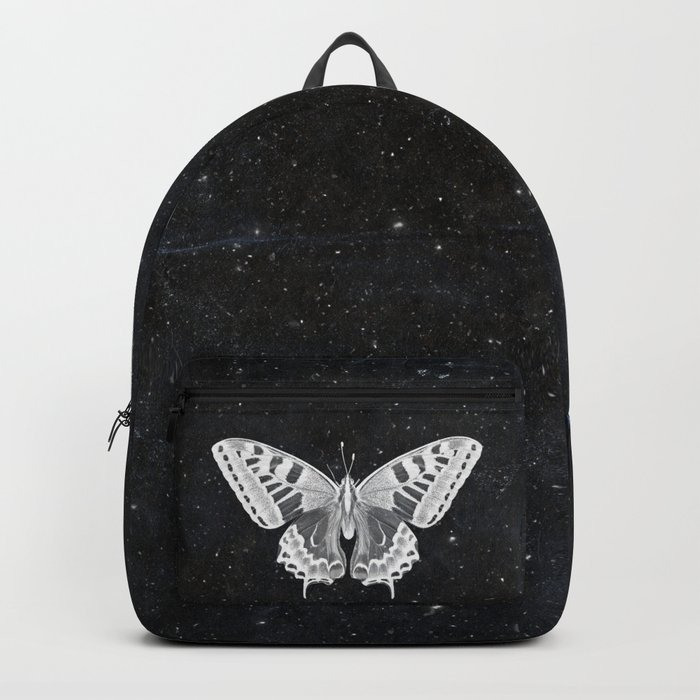 Butterfly in the stars Backpack