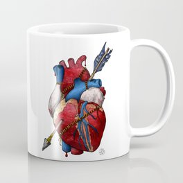 Heart Attack Coffee Mug