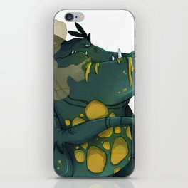 Real Monsters- Schizophrenia  iPhone Skin