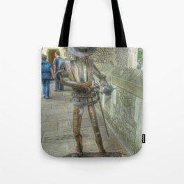 The Tin Man Tote Bag