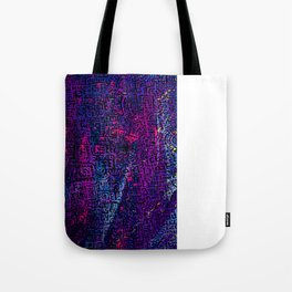 Doodlez on Chaos One Tote Bag