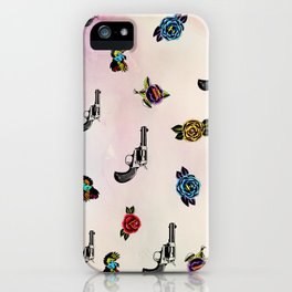 horrors  iPhone Case