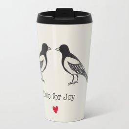Two for joy  Travel Mug