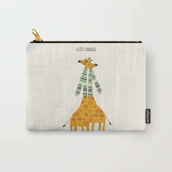 lets cuddle Carry-All Pouch