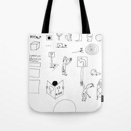 Paradigm Process Tote Bag