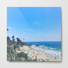 Laguna Beach Metal Print