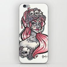 Muerto iPhone & iPod Skin
