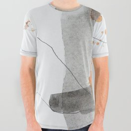 Piece of Cheer 3 All Over Graphic Tee