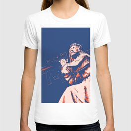 Rocket Propelled Christ - Who WOuld Jesus Blow Up T-shirt