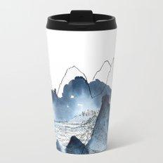 Love of Mountains Metal Travel Mug
