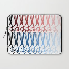 Scissors palette Laptop Sleeve