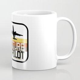Future Airplane Pilot Coffee Mug