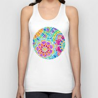 whimsical Tank Tops featuring Whimsical by ArtLovePassion