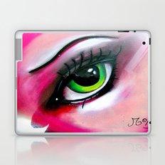 A Warm Woman Laptop & iPad Skin