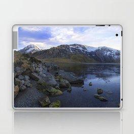 Frozen Lake Idwal Laptop & iPad Skin