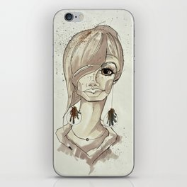 ERDKIND - Child of the earth iPhone Skin