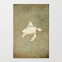alchemy Canvas Prints featuring Alchemy by Michaela Stavova