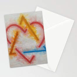 Adoption Symbol Stationery Cards