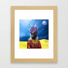 Darya Framed Art Print