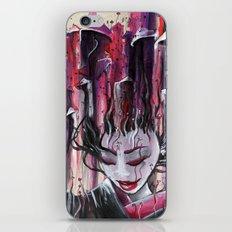 Geisha in Mushrooms: The Surrealistic Concubine iPhone & iPod Skin