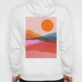 Abstraction_OCEAN_Beach_Minimalism_001 Hoody