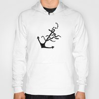 anchor Hoodies featuring Anchor by barmalisiRTB