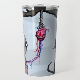 Coronary Suicide Travel Mug