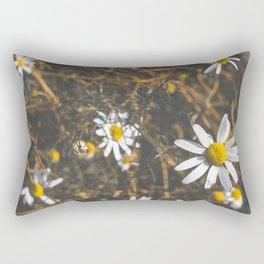 Basking Florals Rectangular Pillow