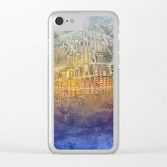 Atlante 11-06-16 / SUBAQUATIC - AERIAL Clear iPhone Case
