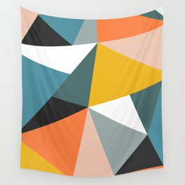 Modern Geometric 36 Wall Tapestry