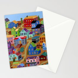 Tigertown Stationery Cards