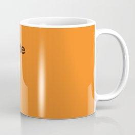 Chocolate & Vanilla Swirl OITNB Coffee Mug