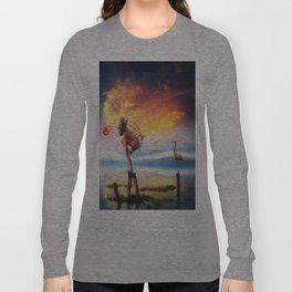 Le Gran Finale Long Sleeve T-shirt