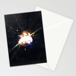 Sonik is Back (Explosion) Stationery Cards